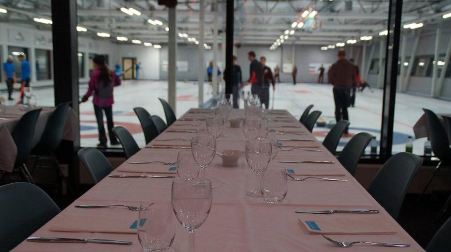 curling-lokaler